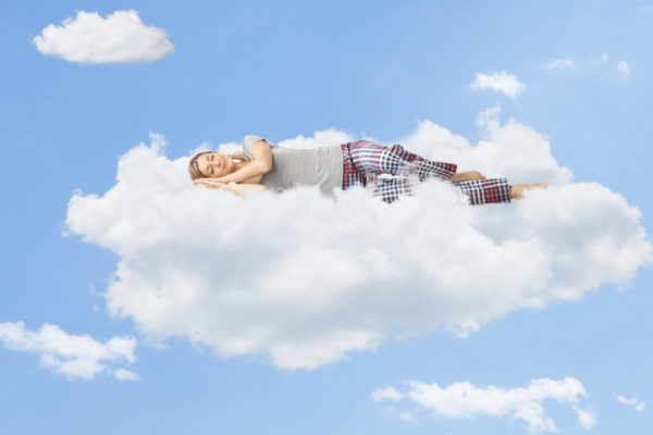 Sleeping on a cloud | Dr Alex Ritza | Downtown Toronto Chiropractor