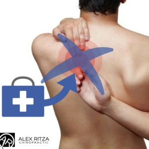 Dr Alex Ritza | Fix Rib Pain | NeuroStructural Chiropractor | Shoulder Blade Pain |
